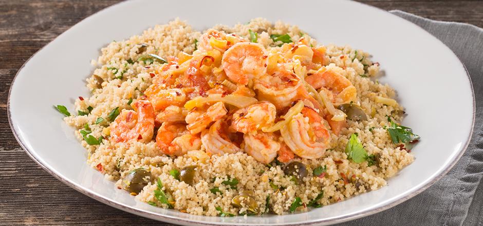 Sicilian Shrimp
