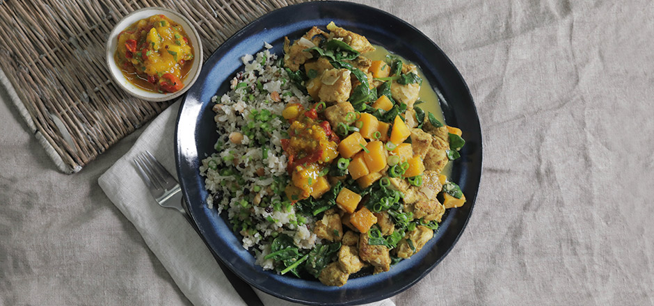 Green chef recipe pages detail indian chicken curry forumfinder Choice Image