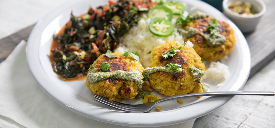 Green chef recipe pages detail indian lentil fritters forumfinder Choice Image